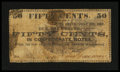 Obsoletes By State:Arkansas, Fort Smith, AR- John Garum 50¢ July 22, 1862 Rothert 231-1. ...