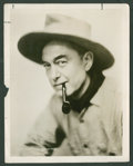 "Movie Posters:Adventure, Harry Carey in ""Trader Horn"" (MGM, 1931). Still (8"" X 10""). Adventure.. ..."