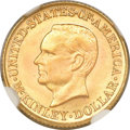Commemorative Gold, 1916 G$1 McKinley MS68 NGC....