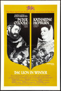 "Movie Posters:Historical Drama, The Lion in Winter (Columbia, 1968). One Sheet (27"" X 41"") Style B.Historical Drama.. ..."