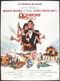 "Movie Posters:James Bond, Octopussy (MGM/UA, 1983). French Grande (46"" X 62""). James Bond....."