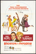 """Movie Posters:Comedy, Bachelor in Paradise (MGM, 1961). One Sheet (27"""" X 41""""). Comedy.. ..."""