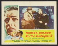 """On the Waterfront (Columbia, R-1959). Lobby Card Set of 8 (11"""" X 14""""). Drama. ... (Total: 8 Items)"""