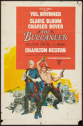 "Movie Posters:Adventure, The Buccaneer Lot (Paramount, 1958). One Sheets (2) (27"" X 41"").Adventure.. ... (Total: 2 Items)"
