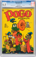 Golden Age (1938-1955):Funny Animal, Pogo Possum #10 File Copy (Dell, 1952) CGC FN+ 6.5 Off-whitepages....