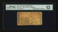 Colonial Notes:New Jersey, New Jersey May 1, 1758 30s PMG Fine 12....