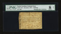 Colonial Notes:North Carolina, North Carolina December, 1768 5s PMG Very Good 8 Net....