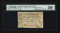 Colonial Notes:South Carolina, South Carolina April 10, 1778 3s/9d PMG About Uncirculated 50Net....