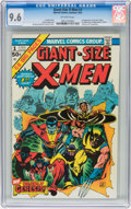Bronze Age (1970-1979):Superhero, Giant-Size X-Men #1 (Marvel, 1975) CGC NM+ 9.6 Off-white pages....
