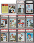 Baseball Cards:Sets, 1970 Topps Baseball Complete Set (720). ...