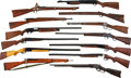 Movie/TV Memorabilia:Props, Assorted Prop Rifles from Various Productions.... (Total: 20 )