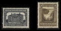 Stamps, 1c - 30c Pictorial Issue - 3 (172-78/180-82 / 153),...