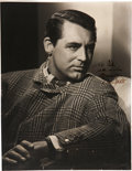 Movie/TV Memorabilia:Autographs and Signed Items, Cary Grant Signed Photo....