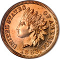 Proof Indian Cents, 1883 1C PR66 Red NGC....