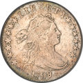 Early Dimes, 1798/97 10C 16 Stars on Reverse VF25 PCGS....