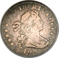 Early Half Dimes, 1801 H10C VF35 PCGS....