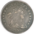 Early Dollars, 1799/8 $1 13 Stars Reverse VF35 PCGS....