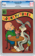 Silver Age (1956-1969):Cartoon Character, Looney Tunes and Merrie Melodies Comics #208 File Copy (Dell, 1959) CGC NM+ 9.6 Off-white pages....