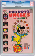 Silver Age (1956-1969):Humor, Little Dot's Uncles and Aunts #11 File Copy (Harvey, 1964) CGC NM/MT 9.8 Off-white to white pages....