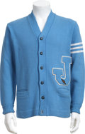Movie/TV Memorabilia:Costumes, Ron Howard Screen-Worn Happy Days Sweater....