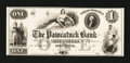 Obsoletes By State:Connecticut, Pawcatuck,CT- The Pawcatuck Bank $1 G2 Proof. ...