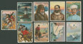 Non-Sport Cards:Lots, 1910-11 Hassan & Mecca T30 Arctic Scenes, T53 Cowboy and T118Great Explorers Collection (51). ...