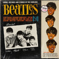 Music Memorabilia:Recordings, Beatles Songs, Pictures and Stories of the Fabulous Beatles Mono LP (Vee-Jay 1092, 1964)....