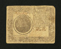 Colonial Notes:Continental Congress Issues, Continental Currency September 26, 1778 $7 Fine....