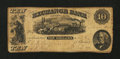 Obsoletes By State:Arkansas, Helena, AR- Exchange Bank $10 Aug. 1, 1862 Rothert 279-2. ...