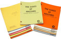 Movie/TV Memorabilia:Documents, The Dukes of Hazzard Television Script Collection.... (Total: 12 )