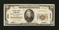 National Bank Notes:West Virginia, Point Pleasant, WV - $20 1929 Ty. 1 The Point Pleasant NB Ch. #5701. ...