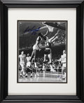 Basketball Collectibles:Others, Bill Russell Signed Photograph. ...