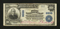 National Bank Notes:West Virginia, Terra Alta, WV - $10 1902 Plain Back Fr. 624 The First NB Ch. #6999. ...