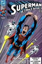 Issue cover for Issue #672