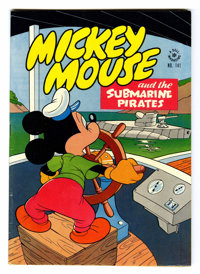 Four Color #141 Mickey Mouse (Dell, 1947) Condition: VF-