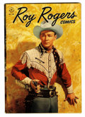Golden Age (1938-1955):Western, Four Color #160 Roy Rogers (Dell, 1947) Condition: VF+....