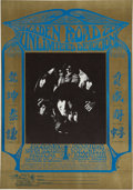 "Music Memorabilia:Posters, Grateful Dead ""Golden Road to Unlimited Devotion"" Fan Club Poster(1967)...."