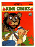Golden Age (1938-1955):Miscellaneous, King Comics #48 Lost Valley pedigree (David McKay Publications, 1940) Condition: VF....