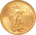 Saint-Gaudens Double Eagles, 1925-S $20 MS66 NGC....