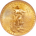 Saint-Gaudens Double Eagles, 1927-S $20 MS66 NGC....