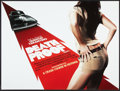 "Movie Posters:Action, Death Proof (Dimension, 2007). British Quad (30"" X 40"") DS.Action.. ..."