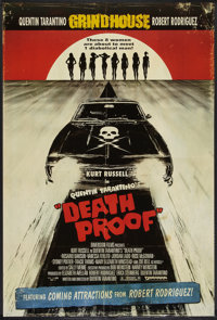 """Death Proof (Dimension, 2007). One Sheet (27"""" X 40"""") DS. Action"""