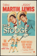 """Movie Posters:Comedy, The Stooge (Paramount, 1953). One Sheet (27"""" X 41""""). Comedy.. ..."""