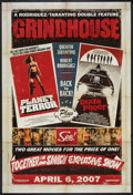 "Movie Posters:Action, Grindhouse (Dimension, 2007). One Sheet (27"" X 40"") DS Advance.Action.. ..."