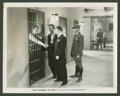 "Movie Posters:Crime, James Cagney and Lew Ayres in ""Doorway to Hell"" (Warner Brothers, 1930). Still (8"" X 10""). Crime.. ..."