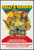 "Movie Posters:War, Kelly's Heroes (MGM, R-1974). International One Sheet (27.5"" X41""). War.. ..."