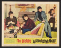 "Movie Posters:Rock and Roll, A Hard Day's Night (United Artists, 1964). Lobby Card (11"" X 14"").Rock and Roll.. ..."