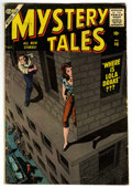 Golden Age (1938-1955):Horror, Mystery Tales #46 (Atlas, 1956) Condition: VG+....