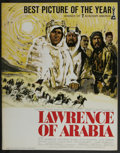 "Movie Posters:Academy Award Winner, Lawrence of Arabia (Columbia, 1963). Pressbook (14"" X 17.5"", 20Pages). Academy Award Winner press book. Starring Peter O'To..."