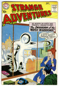 Silver Age (1956-1969):Mystery, Strange Adventures #116 (DC, 1960) Condition: FN/VF....